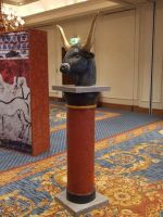 bull of knossos 2 by Theatricalarts
