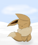 Windy Eevee by tubachic
