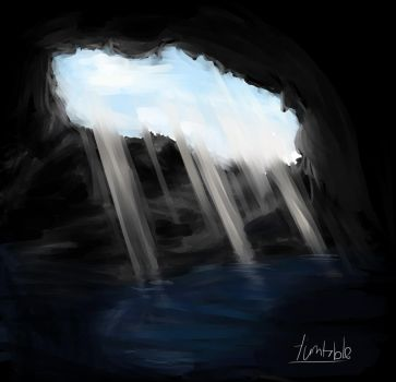 Cave Thing by Gbroxey