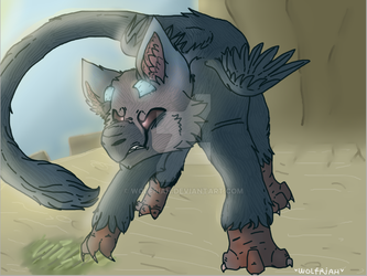 Trico by Wolfriah