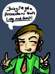 Pick-up lines for Saul Part I by Knochendrachen