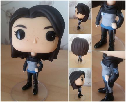 [ME] Nina Ryder custom funko pop by hes-per-ides