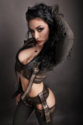 steampunk brenda 0.2 by lasupercharger