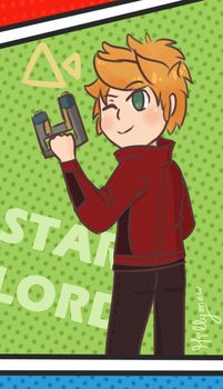Star Lord by Millymew