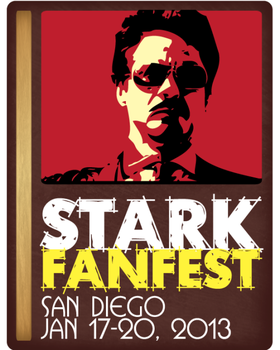 Stark Fanfest Poster by Catlore
