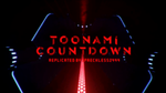 Toonami - Countdown Font by JPReckless2444