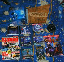My MediEvil Collection by RAWTalent93
