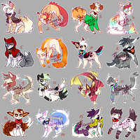 Adopts [CLOSED] by DogeManiac