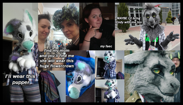HOW TO FIND ME AT EUROFURENCE by LiLaiRa