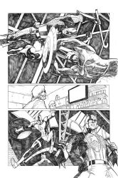 MARVEL SAMPLE PAGE 5 by pfab