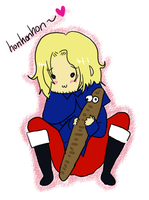 APH - Special Baguette Friend by TeamRocket