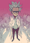 rick sketch by eggswithbenefits