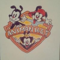 The Animaniacs Logo by 17cherry