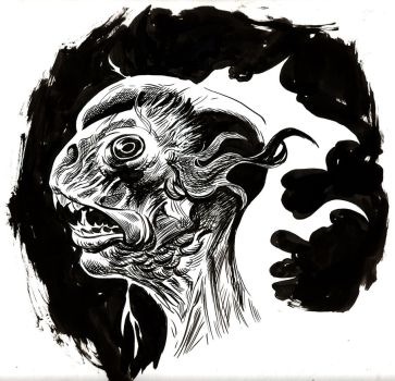 Creature Study 1 by Faustized