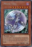 Mecha Tails card by Power1x
