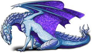 Silver Dragon [DragonVale] by PTGigi