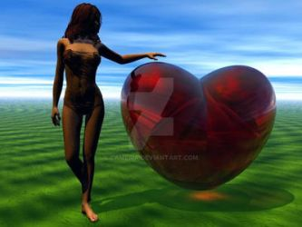 Heart II by Cameira