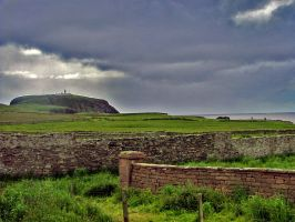Landscape in Scotland Number 2 by AluminumWings