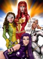 X-Girls by ChanJP