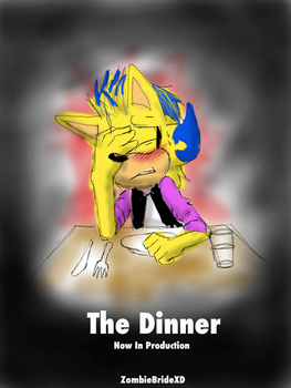 The Dinner promo :NEW COMIC COMING SOON: by ZombieBrideXD