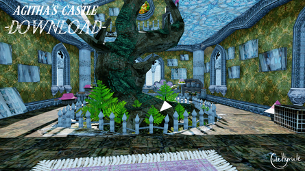 Agitha's Castle [MMD] DL by JuleHyrule