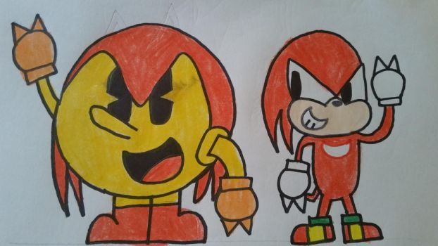 Pac-Knuckles by SuperStarfy2002