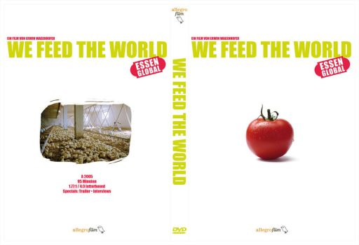 We Feed The World by WillBarks
