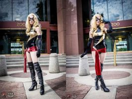 Ms Marvel from The Avengers by RuffleButtCosplay