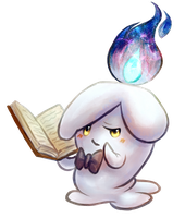 Lumiere the Litwick