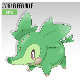 001 Elefeuille by o0DIABLO0o