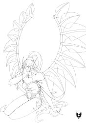 Don't mess with... LINEART by Hybryda