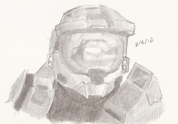 Master Chief by ThunderLuxray