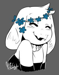 Asriel Ink by Ryxner