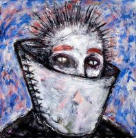 Neck brace by CliveBarker
