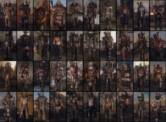40 Raiders In-Game (updated) by dragbody