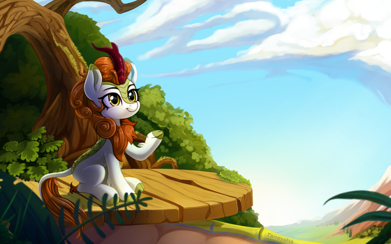 Autumn Blaze by Taneysha