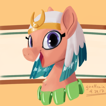09-29-17 Somnambula Paint by goattrain