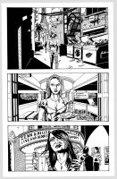 UFbot Issue 1 page 1 by Barnlord