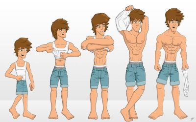 Growing up with Richie by Zzitho