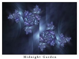 Midnight Garden by sharkrey