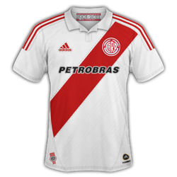 River Plate - Adidas by Damian-carp