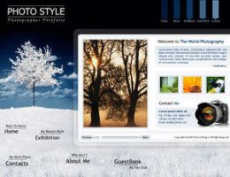Photo Style by theblackpixel