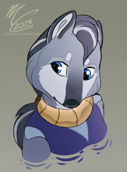 Lupe Bust [Patreon Request] by Fainalotea