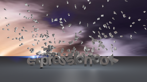 Expressionbox Explosion by desertbr