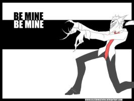 Be Mine - The Spanish Flu by macawnivore