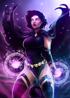 Raven by Forty-Fathoms