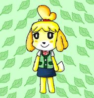 isabelle by ninpeachlover