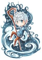 Jack Frost - Rise of the Guardians by BettyPimm