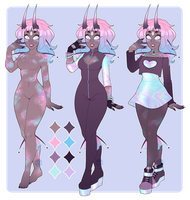 Dextro Guest Adopt Set #5 (CLOSED) by LunaOfWater