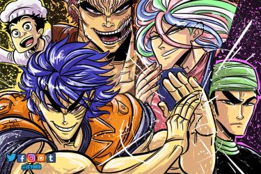 Toriko by Jey09